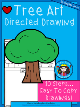 A+ Tree Art: Directed Drawing