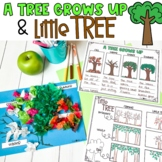 A Tree Grows Up & Little Tree: Compare/Contrast Interactiv