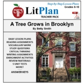 A Tree Grows in Brooklyn LitPlan Lesson Plans, Questions,