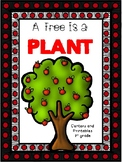 A Tree Is a Plant, Journeys, 1st Grade, Centers for all ability levels