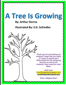 A Tree is Growing
