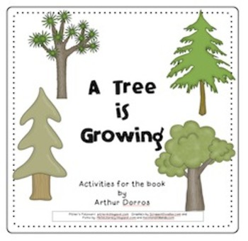 A Tree is Growing (Compatible with 3rd Grade Journeys)