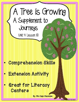 A Tree is Growing Comprehension Supplement
