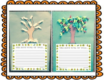 A Tree is Growing Journeys Unit 4 Lesson 18 Third Grade Sup. Act.