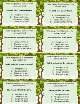 A Tree is Growing Reading Activity- Journey's