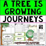 A Tree is Growing Journeys 3rd Grade Unit 4 Lesson 18 Activities and Printables