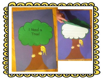 A Tree is a Plant Journeys Unit 5 Lesson 24  1st Gr Supp. Act.