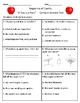 A Tree is a Plant - Vocabulary & Comprehension Test/Quiz (Journeys)