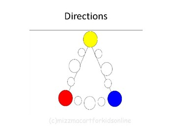 A Triangle Color Wheel
