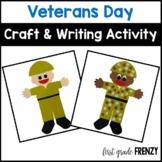 Veterans  Day Craftivity