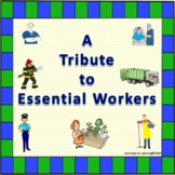 A Tribute to the Essential Workers-Distance Learning