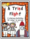 A Tried Flight - Literacy Activities for Long i: ie, igh