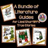 "A Bundle of  Literature Guides for Liesl Shurtliff's ""True Stories"""