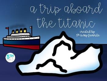 A Trip Aboard the Titanic: An Interactive Bulletin Board