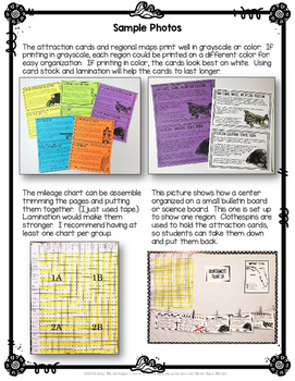 A Trip through Florida's Regions Integrated Unit: Geography, Addition, & Writing