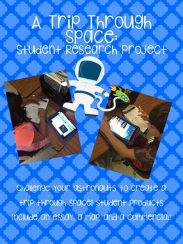 A Trip through Space: A Student Research Project