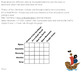 A Trip to Disneyland Logic Puzzle (for Gifted and Talented