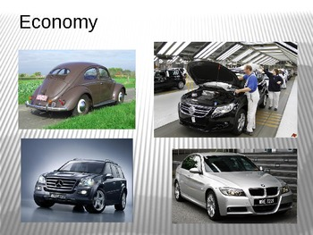 A Trip to Germany (PowerPoint)