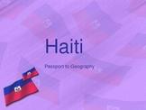 A Trip to Haiti (PowerPoint)