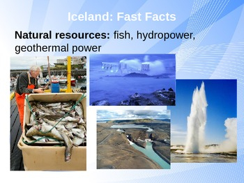 A Trip to Iceland (PowerPoint)