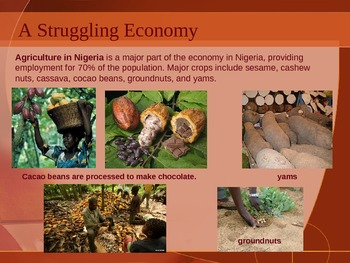 A Trip to Nigeria (PowerPoint)
