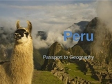 A Trip to Peru (PowerPoint)