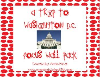 A Trip to Washington D.C. Focus Wall Pack