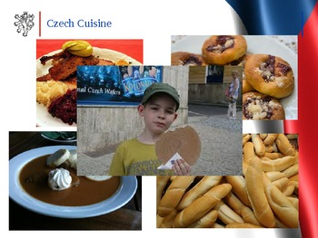 A Trip to the Czech Republic (PowerPoint)