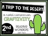 A Trip to the Desert Craft