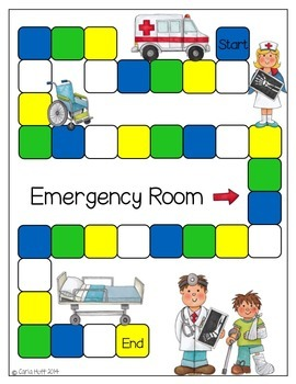 A Trip to the Emergency Room - Common Core Connections - Treasures Grade 2