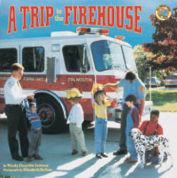A Trip to the Firehouse Vocabulary