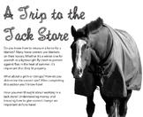 A Trip to the Tack Store, Level 2