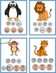 A Trip to the Zoo- Money Center (Dimes, Nickels, and Pennies)