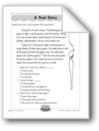 A True Story (Eric Carle/author and illustrator)