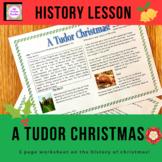 Tudor Christmas Henry VIII, Elizabeth I, Edward VI