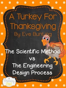A Turkey For Thanksgiving:Comparing STEM Process and the S