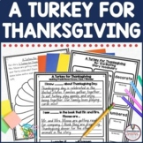 A Turkey for Thanksgiving Book Companion