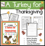 A Turkey for Thanksgiving: A Book Study