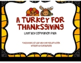 A Turkey for Thanksgiving Book Companion Pack