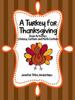 A Turkey for Thanksgiving Mini-Unit