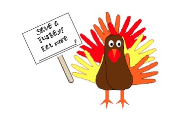 A Turkey for Thanksgiving Smartboard Lesson