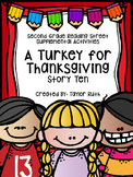 A Turkey for Thanksgiving Supplemental Activities (Second Grade Reading Street)