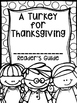A Turkey for Thanksgiving Supplemental Activities (Second