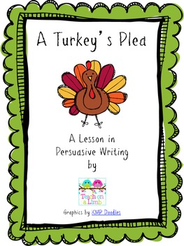 A Turkey's Plea
