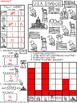 A+ U.S.A. Symbols... Count, Tally, Graph, and Compare