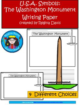 A+ U.S.A. Symbols: The Washington Monument Differentiated