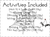 A Unit About Spiders!