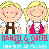 Hansel and Gretel Literacy Activities