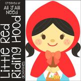 Little Red Riding Hood Activities