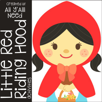 A Unit Inspired by Little Red Riding Hood